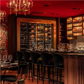 Midtown Grill Wine Experience Room